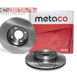 Тормозная система  - METACO 3050030 Диск тормозной передний вентилируемый , 0