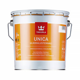 Краски - Алкидная краска Tikkurila Unica, 0