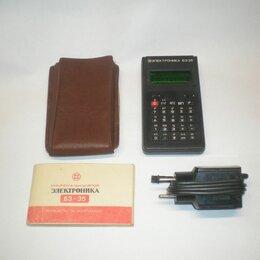 Калькуляторы - Инженерный калькулятор Электроника Б3-35 из СССР, 0