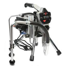 Электрические краскопульты - Окрасочный аппарат HYVST SPT 490, 0