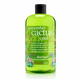 Мыло - Гель для душа освежающий кактус cucumber cactus cool Bath & shower gel, 500 ..., 0