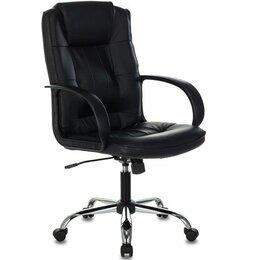 Компьютерные кресла - Кресло руководителя Бюрократ T-800N, 0