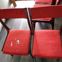 Стулья, табуретки - стулья советские, 0
