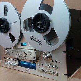 Музыкальные центры,  магнитофоны, магнитолы - Катушечный магнитофон pioneer rt-909 220v, 0