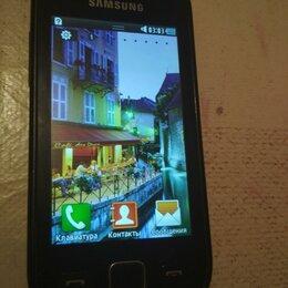 Мобильные телефоны - Samsung wave 525 gt-s5250, 0