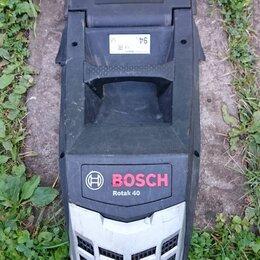 Прочее - Кожух электродвигателя Bosch rotak 40, 0