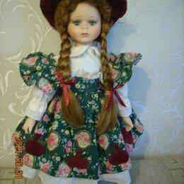 Фигурки и наборы - Кукла  фарфоровая 90-х годов из Франции., 0
