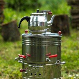 Самовары - Самовар на дровах 5 литров, 0