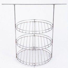 Решетки - Решетка 3-хярусная д25 для тандыра, 0