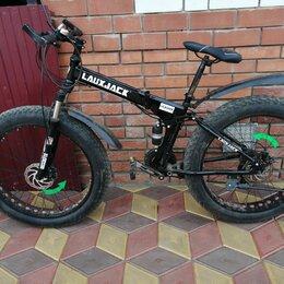 Велосипеды - Велосипед фэтбайк ленд ровер, 0
