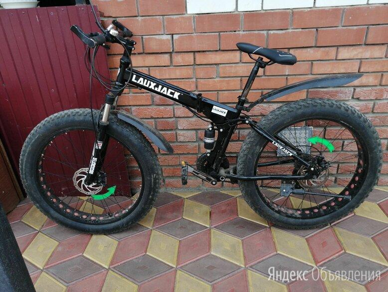 Велосипед фэтбайк ленд ровер по цене 12500₽ - Велосипеды, фото 0
