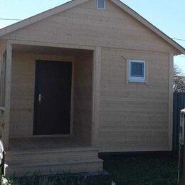 Готовые строения - Каркасно-щитовой дом 4*4 м, 0