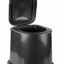 Биотуалеты - Туалет дачный Эконом М6356 пластик, 0