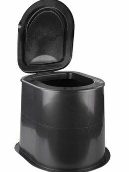 Биотуалеты - Туалет дачный Эконом М6356, 48*48*39 см, пластик, 0