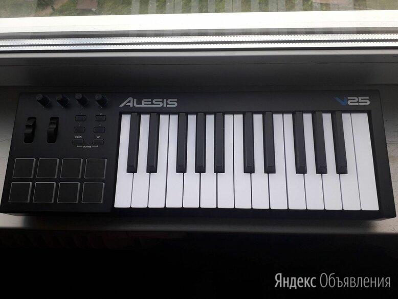 Midi-клавиатура Alesis V25 по цене 7200₽ - Клавишные инструменты, фото 0