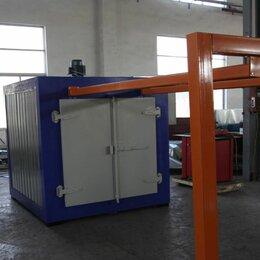 Производственно-техническое оборудование - Печь полимеризации порошковой краски , 0