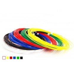 Расходные материалы для 3D печати - Набор пластика для 3D ручек: PLA-6 (по 10 м. 6 цветов), 0