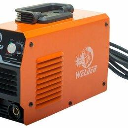 Сварочные аппараты - Сварочный аппарат Welder MMA-220A (Новый), 0