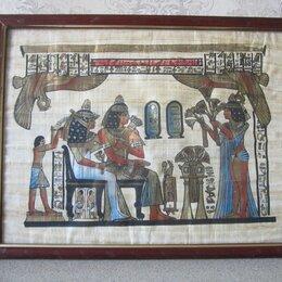 """Картины, постеры, гобелены, панно - Картина """" Египтяне"""", 0"""