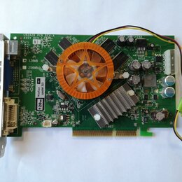 Видеокарты - Видеокарта WinFast A6600 TD 128 mb, 0