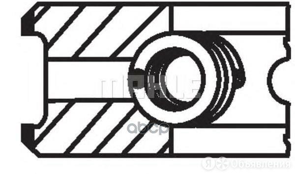 Кольца Двс Поршневые (К-Т На 1 Поршень) по цене 1697₽ - Двигатель и комплектующие, фото 0