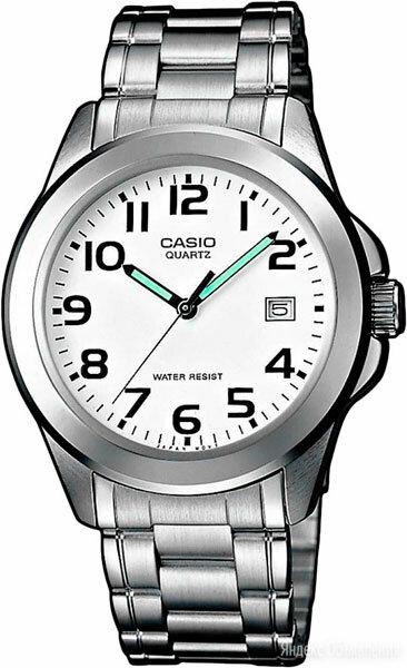 Наручные часы Casio MTP-1259PD-7B по цене 3940₽ - Наручные часы, фото 0