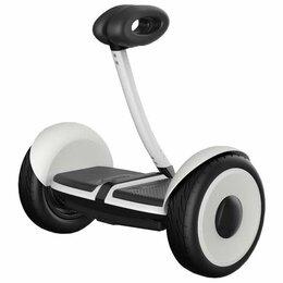 Моноколеса и гироскутеры - Гироскутер Ninebot mini Lite, 0