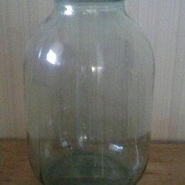 Ёмкости для хранения - Банки стеклянные 3 литра, 0