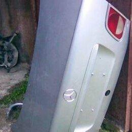 Кузовные запчасти - Б/у крышки багажника немецких авто и Дэу Нексия, 0