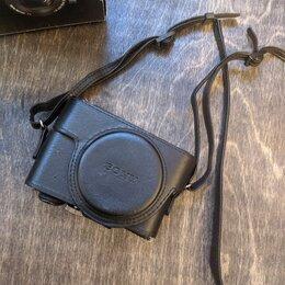 Фотоаппараты - Sony cyber shot dsc rx 100 футляр, 0