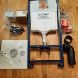 Унитазы, писсуары, биде - Инсталляция GROHE Rapid SL 38750001, 0