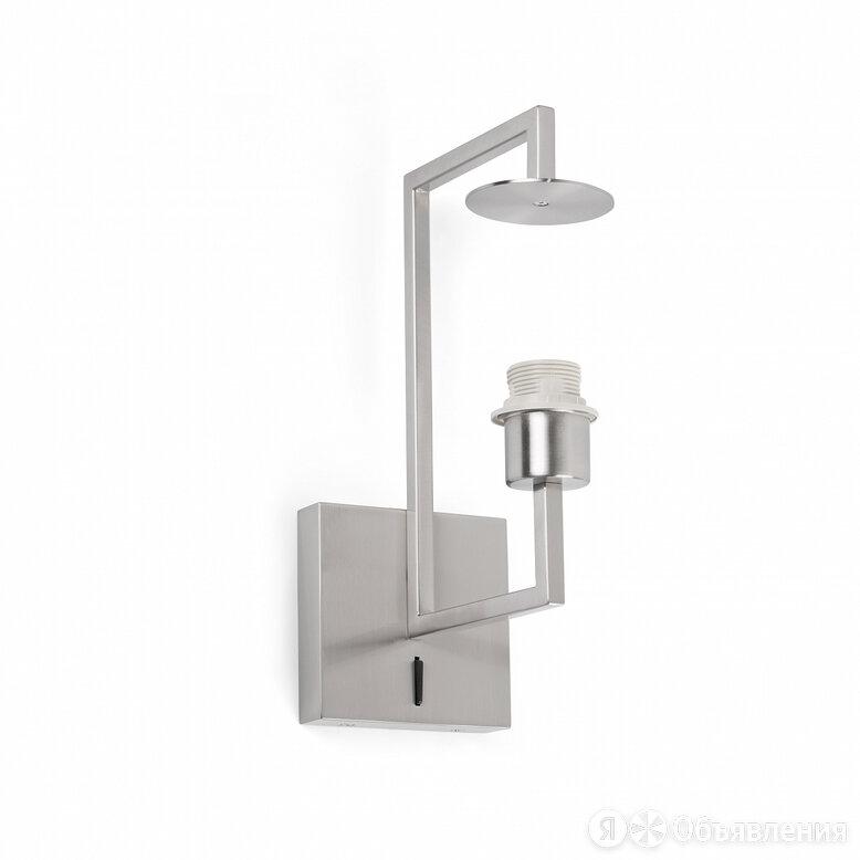 Бра настенное серебряное матовое Frame по цене 7990₽ - Настенно-потолочные светильники, фото 0