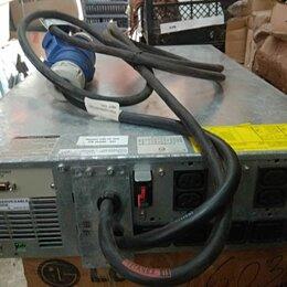 Источники бесперебойного питания, сетевые фильтры - Серверный ИБП HP R5500 XR HSTNR-U003-I, 0