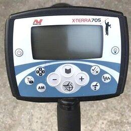 Металлоискатели - Металлоискатель minelab x-terra 705 , 0
