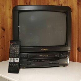 "Телевизоры - Видеодвойка (телевизор и видеомагнитофон) AIWA 14"", 0"