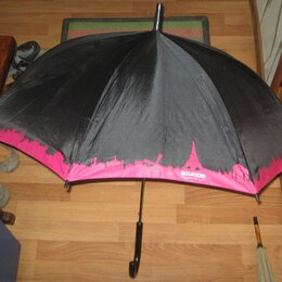 Зонты и трости - Зонты трость полуавтомат, 0