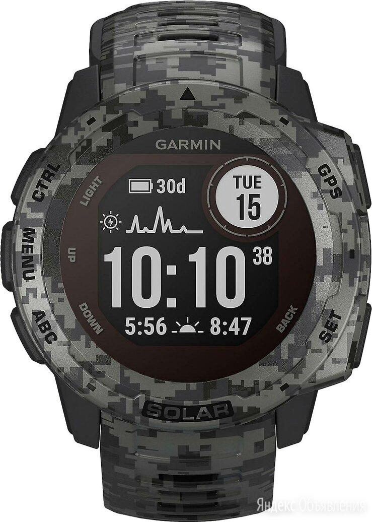 Наручные часы Garmin 010-02293-05 по цене 40990₽ - Умные часы и браслеты, фото 0