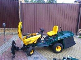 Мини-тракторы - садовый трактор  YARD  MAN J5250K, 0