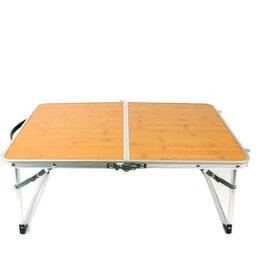 Походная мебель - Стол туристический складной 40x60x25 см, 0