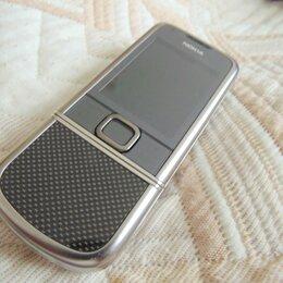Мобильные телефоны - Nokia 8800 carbon оригинал, 0