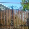 Штакетник металлический для забора в Каспийске по цене 56₽ - Заборы, ворота и элементы, фото 7