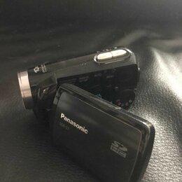 Видеокамеры - Видеокамера Panasonic SDR-S7, 0