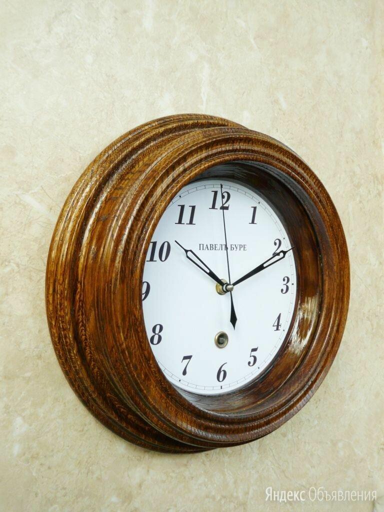 Классические настенные каютные часы N 6 по цене 5000₽ - Часы настенные, фото 0