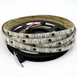 Светодиодные ленты - Адресная светодиодная лента ws2811 60 led ip65, 0