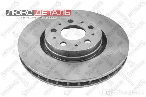 STELLOX 60204842VSX 6020-4842V-SX_диск тормозной передний 16 wheel\ Volvo C70... по цене 2002₽ - Тормозная система , фото 0