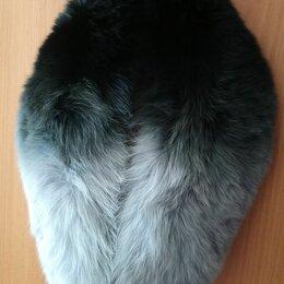 Шарфы, платки и воротники - Воротник натурального кролика новый , 0
