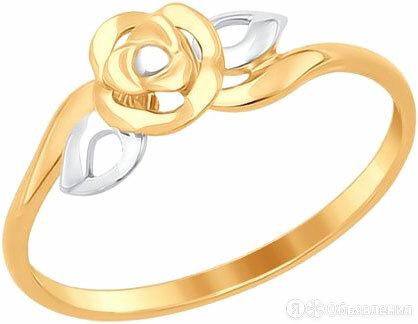 Кольцо SOKOLOV 017269_s_16-5 по цене 4790₽ - Кольца и перстни, фото 0