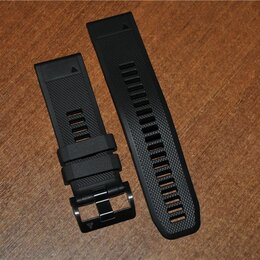 Аксессуары для умных часов и браслетов - Garmin QuickFit 26мм для Fenix 5X (новый), 0