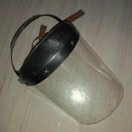 Средства индивидуальной защиты - Защитная маска-экран, 0