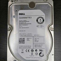 Жёсткие диски и SSD - Жесткие диски 3.5 hdd 4 Тб Tb DELL (они же Seagate) ST4000NM0023, 0